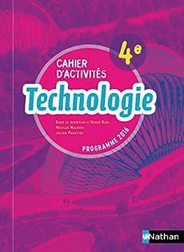 Pdf Technologie 4e Livres Pour Enfants Enfants S Blog