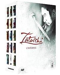 Coffret La Légende de Zatoichi : l'intégrale Wild Side Vidéo (14 DVD)