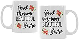 Best good morning beautiful coffee cup Reviews
