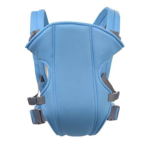 Ueohitsct Multifuncional 0-24 Meses Portadores de Bebé Transpirable Frente Frente Cómodo Infantil Mochila Mochila Envoltura Bebé Kangroo Cinturón