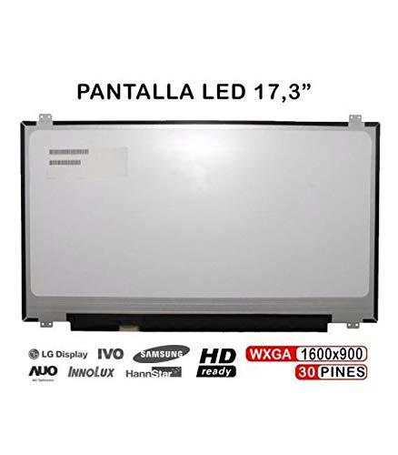 "Price comparison product image Portatilmovil Laptop Screen LED 17.3 ""nt173wdm-n11"