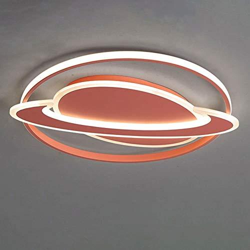ZZOOK plafondlamp, led, planeet, rond, decoratie, moderne lamp, roestvrij staal, acryl, creatief, voor dollhouse, vakantie, garderobe, verlichting, hanglamp