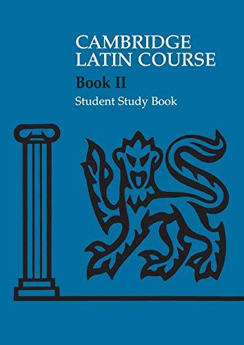 Cambridge Latin Course 2 Student Study Book