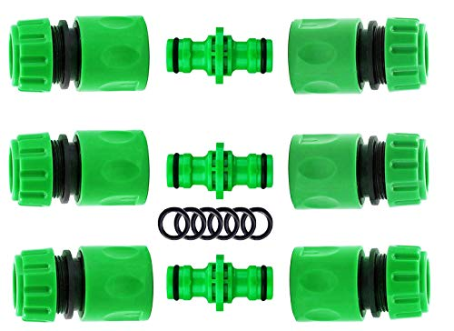 WuLian 5pcs Air Pneumatic Plug 1//2 PT Male Thread Internal Hex Head Pipe Connector