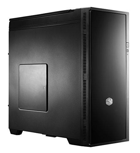 Cooler Master Silencio 652S - Silent Mid Tower Computer Case SIL-652-KKN2