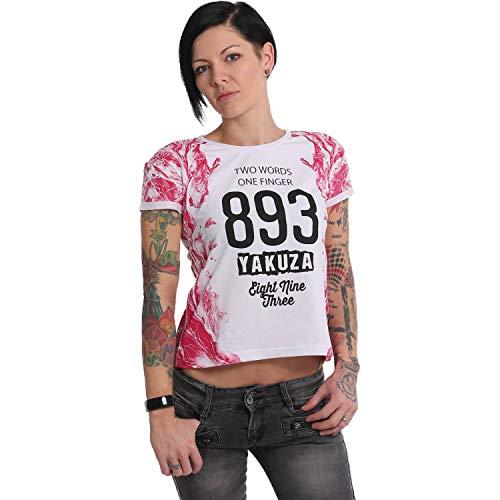 Yakuza Damen 2Words Boyfriend T-Shirt