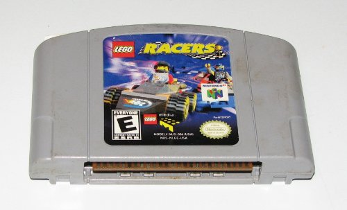 Lego racers - Nintendo 64 - PAL