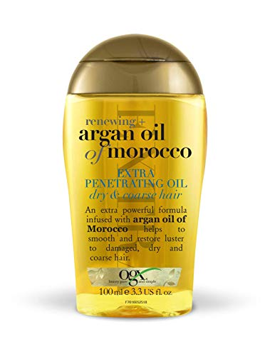 OGX Argan Moroccan Oil Extra Penetrating Hair Oil 100ml