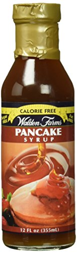 Walden Farms Pancake Syrup, 1er Pack (1 x 355 ml)