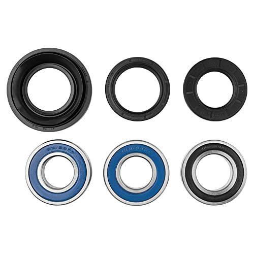 Tusk Rear Axle Bearing and Seal Kit For HONDA TRX 500 4x4 FOREMAN 2005-2009,2011-2013