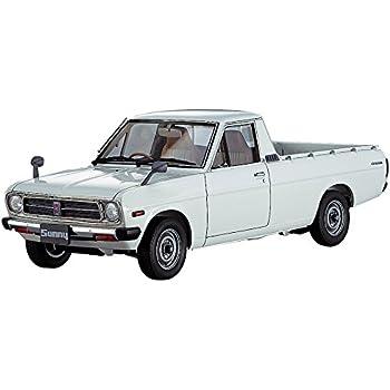 ハセガワ 1/24 ニッサン サニートラック GB121 ロングボデーデラックス プラモデル HC20