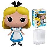 Funko Pop! Disney Series 5: Alice in Wonderland Vinyl Figure (Bundled with Pop BOX PROTECTOR CASE)