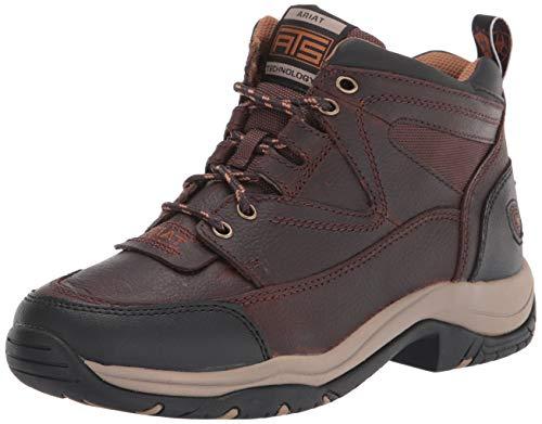 Ariat Women's Terrain Hiking Boots, Brown Oiled Rowdy - 13 D / Medium(Width)