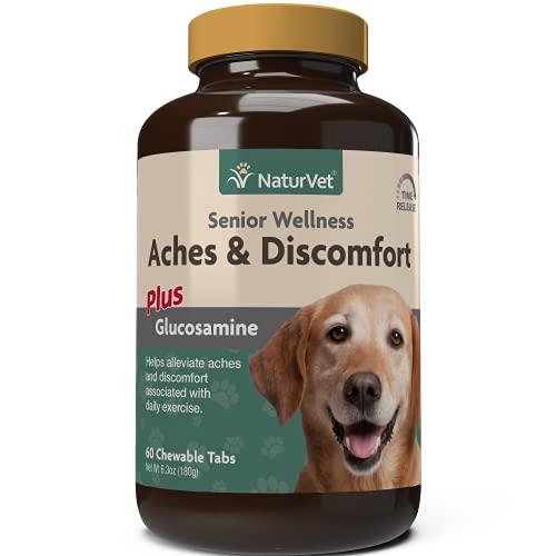 NaturVet – Senior Wellness Aches & Discomfort