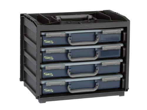 raaco 136242 HandyBox 55x4 (bestückt)