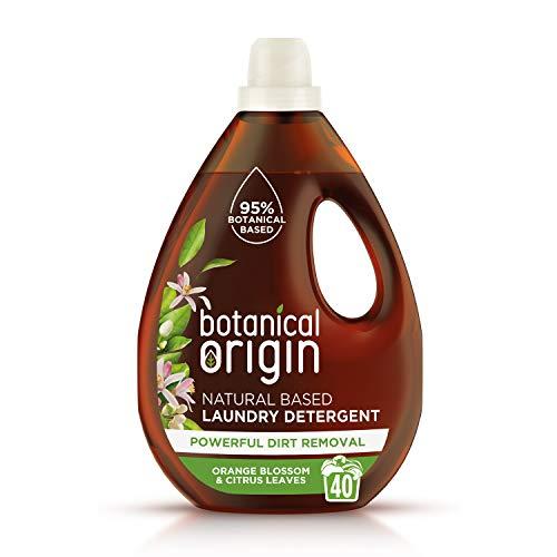 Botanical Origin Concentrated Eco Laundry Detergent, Orange...