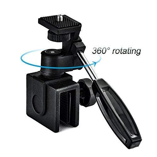 "CreativeXP Creative XP Spotting Scope Window Mount – Heavy-Duty Car Window Adapter for Binocular, Camera, Spotter Scopes – Fits All 1/4"" Tripod Mounting Plates Including Vortex, Nikon, Vanguard"