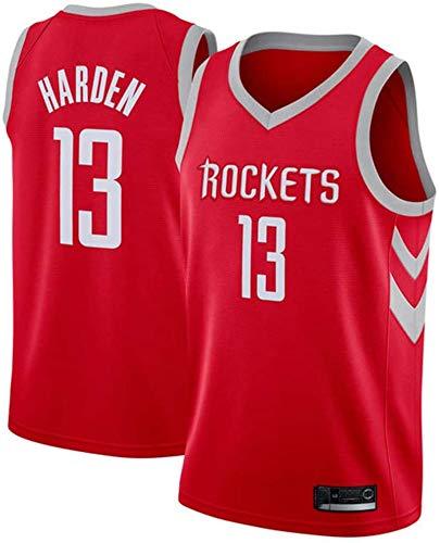 James Harden, Camiseta de Baloncesto, Houston Rockets, Sudaderas, Camisetas de fanáticos, Chalecos Transpirables y de Secado rápido,B,M