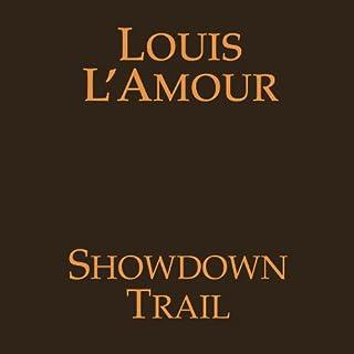 Showdown Trail (Dramatized) cover art
