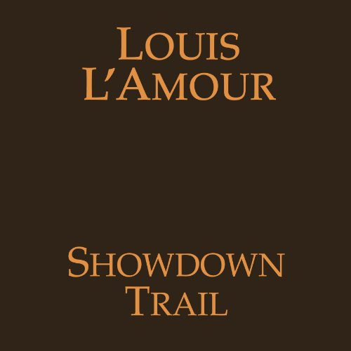 Couverture de Showdown Trail (Dramatized)