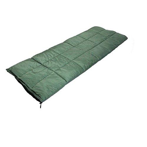 Sacs De Couchage Adultes Xin.S Avec Du Velours De Coton Chauds Et Confortables Sacs De Couchage Avec Des Sacs Compressés (bleu Et Vert),Green-200*75cm