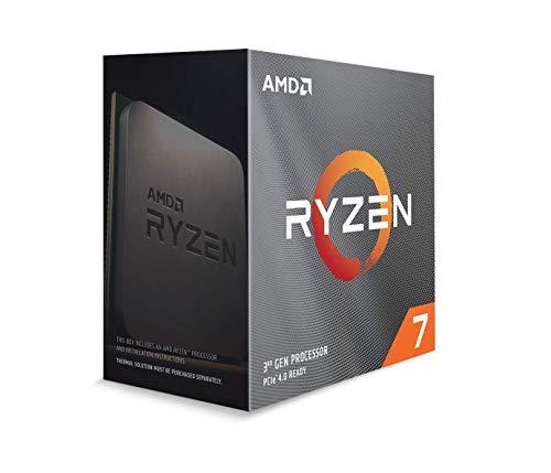 AMD Processore Ryzen 7 3800XT 8 Core 3.9 GHz Socket AM4 Boxato