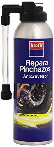 Krafft - Reparapinchazos Motos 270ml