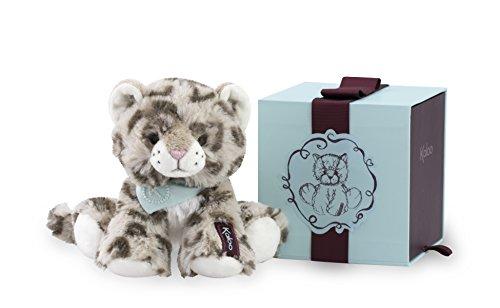 Kaloo Colección Les Amis Leopardo de Peluche Cookie, 19 cm (K969320)