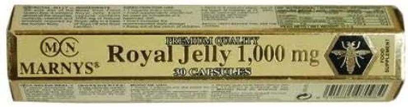 Marnys Royal Jelly 1.000 Mg Caps 30s