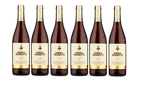 Moretti Grand Cru Bier [ 6 FLASCHEN x 750ml ]