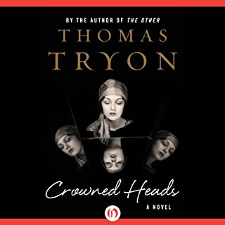 Crowned Heads audiobook cover art