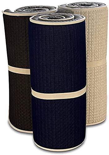 EVERGREENWEB MATERASSI & BEDS Twist Bed Easy materassino waterfoam Arrotolato Supporto ergonomico Piazza e Mezza 120 x 195