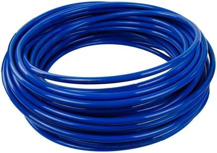 Hard Bendable Blue Color-Coded Semi-Clear Che Plastic Tubing for Super intense Dallas Mall SALE