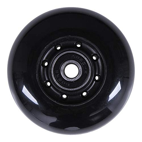 76 80mm 4 Stück Inline Skate Wheels Rollen Skate Ersatzrollen 80 A 72