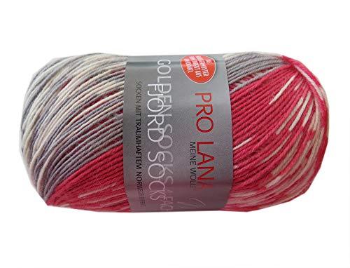 Fjord Sockenwolle Rot 183