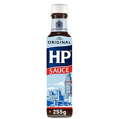 HP Sauce, 1er Pack (1 x 255 grams)
