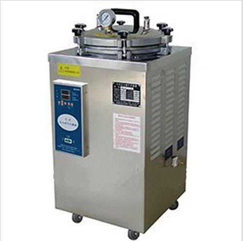 GOWE 30L presión vapor Vertical AUTOCLAVE AUTO Control y pantalla Digital