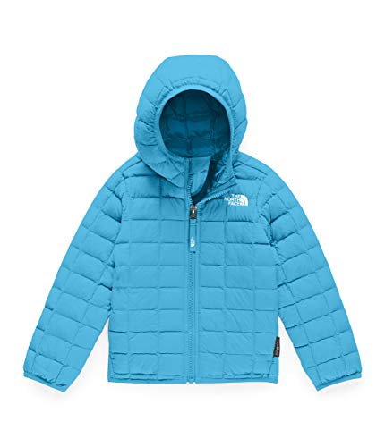 The North Face Toddler Thermoball Eco Hoodie Turquoise Blue