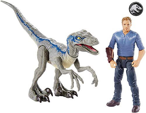 Jurassic World Story Pack Velociraptor