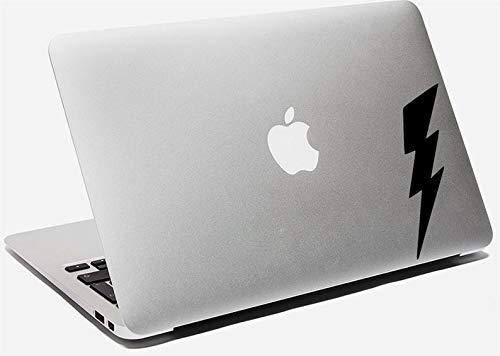 CECILIAPATER Lightning Bolt Aufkleber Lightning Aufkleber Aufkleber Lightning Laptop Aufkleber