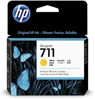 HP CZ133A 711 Cartucho de Tinta Original, 1 unidad, negro: Hp: Amazon.es: Oficina y papelería