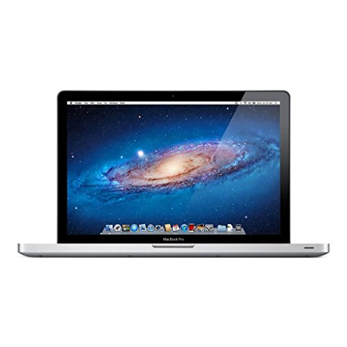 Apple MacBook Pro MD318LL/A 15.4-Inch Laptop (Renewed)