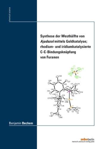 Synthese der Westhälfte von Ajudazol mittels Goldkatalyse; rhodium- und iridiumkatalysierte C-C-Bindungsknüpfung von Furanen