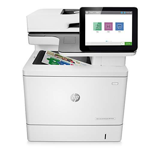 HP Color Laserjet Enterprise Multifunction M578dn Duplex Printer (7ZU85A)