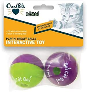 Our Pets Play-N-Treat Ball