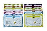 12 Certificados oficiales Hada de los Dientes (en inglés)