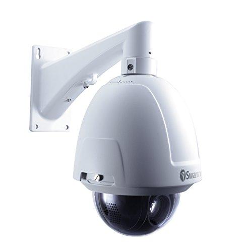 Swann 1080P PTZ Security Camera, White- COSHD-D1080X1-US