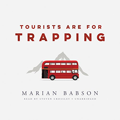 Tourists Are for Trapping audiobook cover art