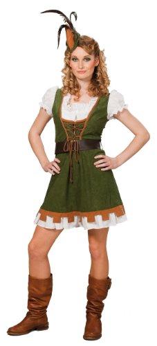 Rubbies - Disfraz de Robin Hood para mujer, talla 40 (1 3541 40) , color/modelo surtido