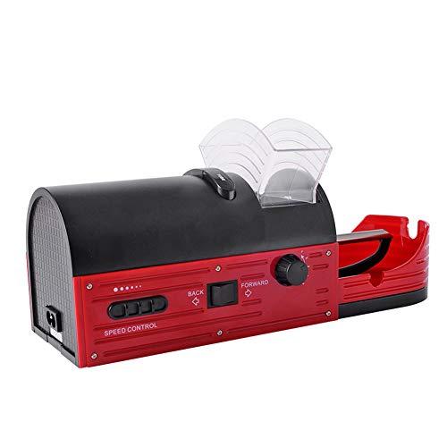 Mini máquina de apisonamiento de Cigarrillos eléctricos Rojos La máquina automática de...